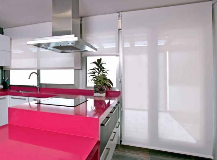 Estores para cocina para todos los gustos | AFA-PVC | Ventanas PVC ...