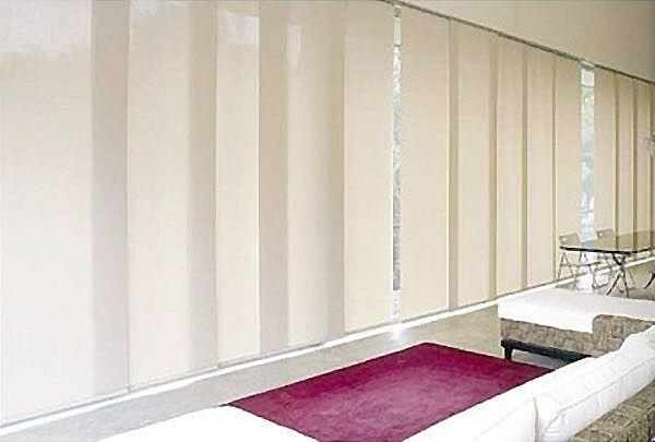 Tipos de cortinas para ventanas afa pvc ventanas pvc - Cortinas para ventanales grandes ...