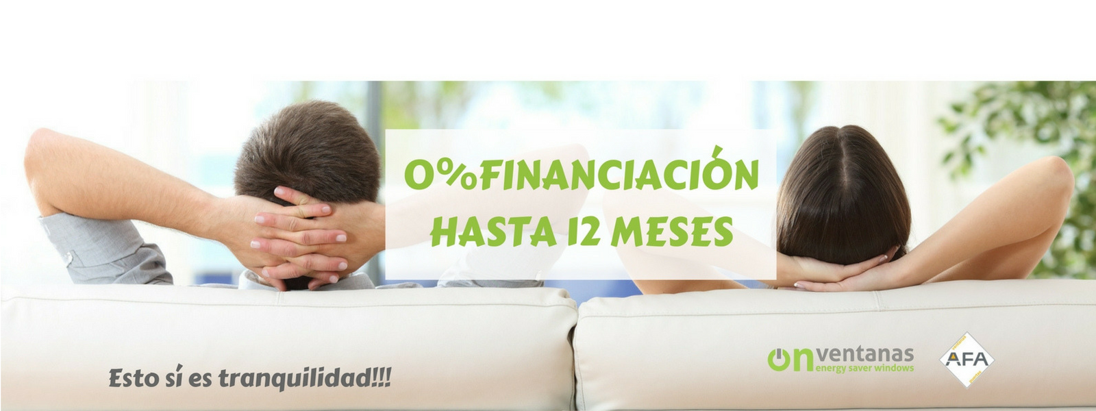 0% FINANCIACIÓN