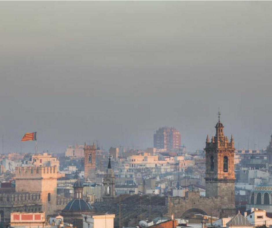 La contaminación en Valencia ya es un problema