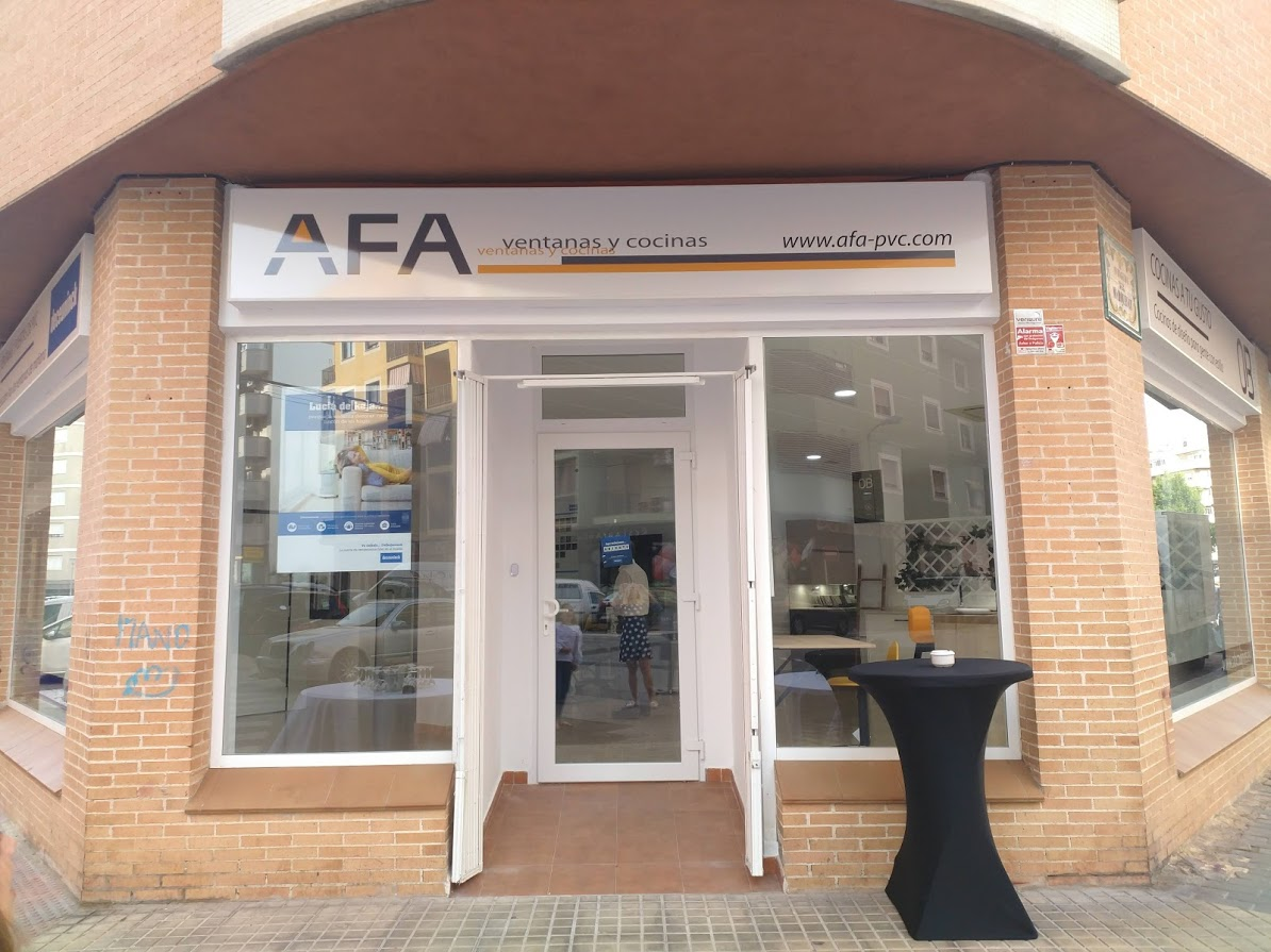 APERTURA EXPO AFA PVC EN DENIA